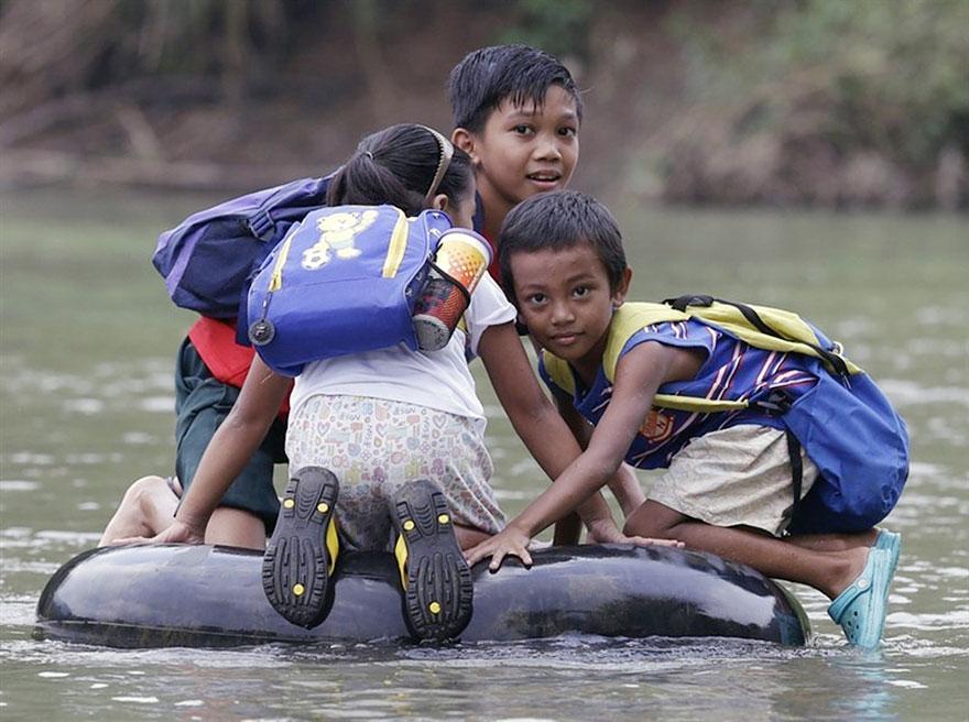 Niños de Filipinas Rio