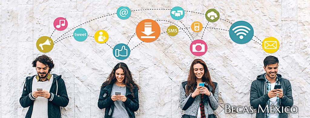becas-mexico-redes-sociales