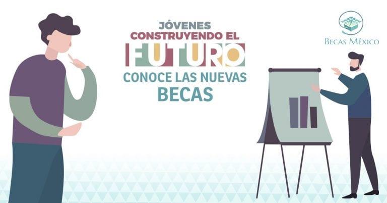 Becas AMLO 2019 - Jóvenes Construyendo el Futuro