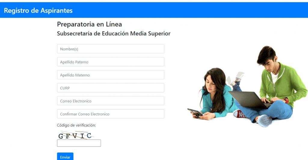 Cursa tus estudios de nivel Bachillerato en un sistema educativo totalmente en LÍNEA y GRATUITO.